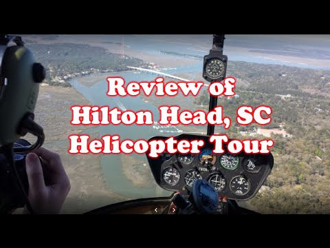 Review of Hilton Head Helicopter Tours