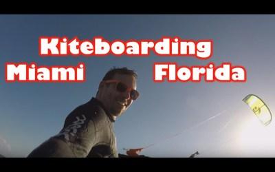 Kiteboarding with Wind Addict – Miami, Florida