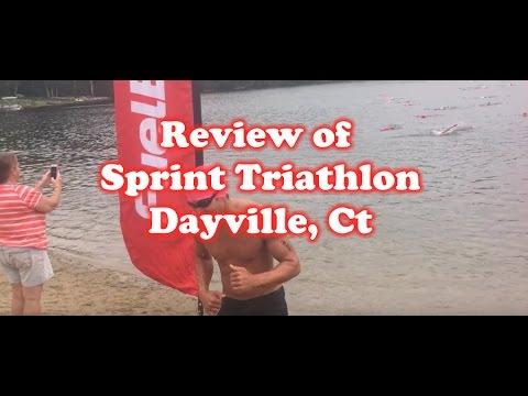Sprint Triathlon Review – Dayville, CT