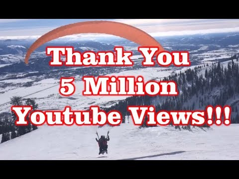 Thank you for 5 Million YouTube Views!