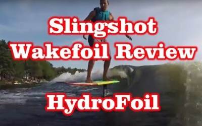 SlingShot WakeFoil Review – HydroFoil