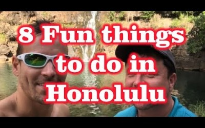 8 Fun things to do in Honolulu, Hawaii