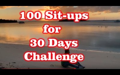 100 Sit-ups per day for 30 Day's – 3000 Sit-up Challenge