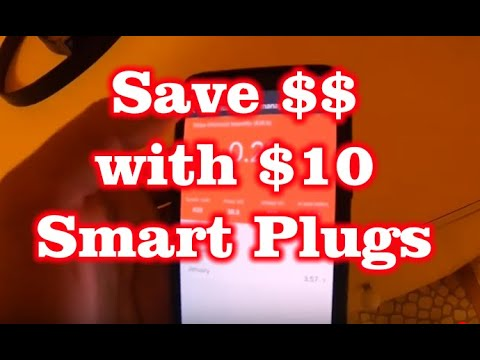 Control Lights & Save Money with Amazon Teckin $10 WiFi SmartPlugs