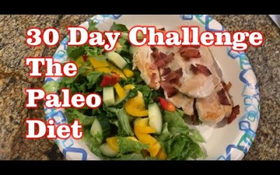 Paleo Diet – 30 Days Challenge , No Sugar, No Dairy, No Processed Food , Oh My!