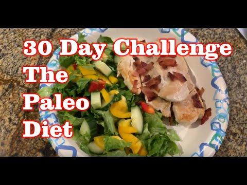 Paleo Diet – 30 Days Challenge , No Sugar, No Dairy, No Processed Food , Oh My!