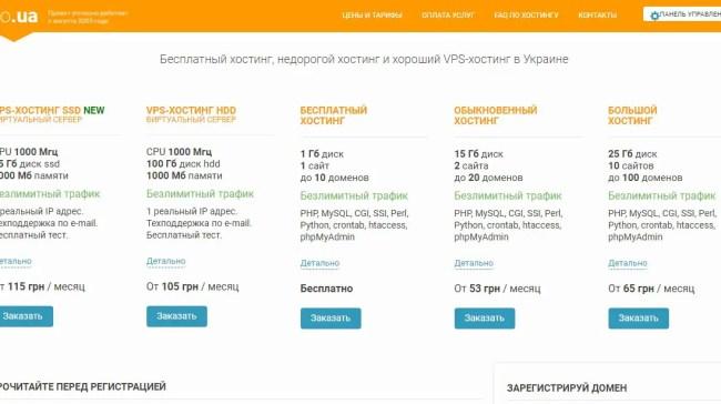 ho.ua-страница