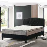 Nutan 12-Inch Doubled Sided Medium Plush Hybrid Euro Top Foam Encased innerspring Mattress/Improves Sleep by Reducing Back Pain,Queen Size
