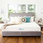 Sunrising Bedding 12″ Gel Memory Foam Mattress California King Size, Firm, No Harmful Chemicals, No Fiberglass, Adjustable Bed Frame Compatible