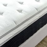 ZINUS 12 Inch Euro Top Supportive Firm Hybrid Mattress/Pocket Innersprings for Motion Isolation/Pressure Relieving Design/Mattress-in-a-Box, King