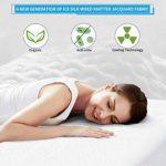 6 Inches Gel & Charcoal Infused Memory Foam Mattress – Medium Comfort(Full