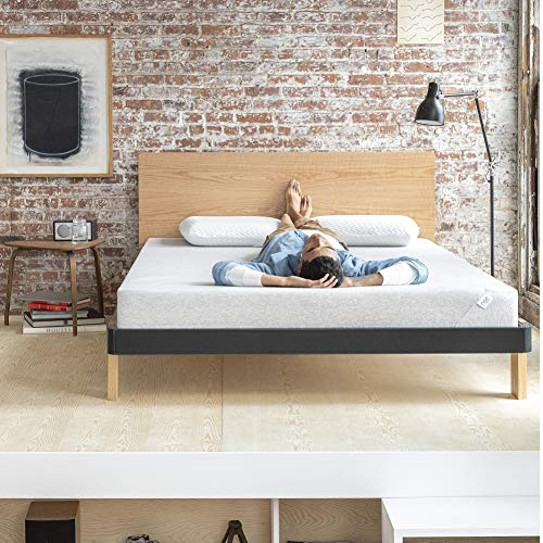 Nod by Tuft & Needle King Mattress, Bed in a Box, Responsive Foam, Sleeps Cooler & More Support Than Memory Foam, More Responsive Than Latex, CertiPUR-US Certified, 10-Year Warranty.