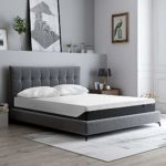 Full Size Mattress, SOFTSEA 10 Inch Cooler Sleeping Gel Memory Foam Mattress in a Box, Full Bed Mattress with CertiPUR-US Foam for Supportive, Pressure Relief, Eternal Medium