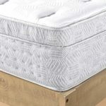 ZINUS Italian Made 13 Inch Pocket Spring Hybrid Mattress/Pressure Relief/Pocket Innersprings for Motion Isolation/Mattress-in-a-Box, King
