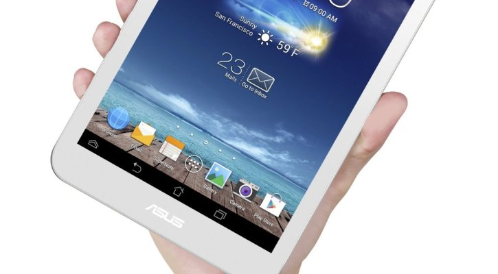 ASUS MeMO Pad 8 inch Tablet 16GB (ME180A-A1-WH) White