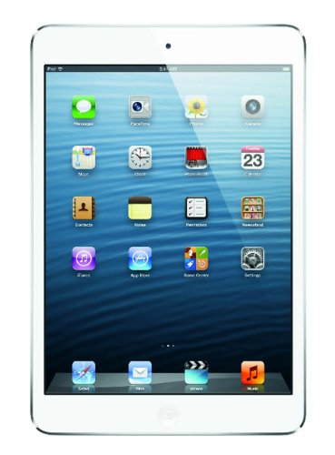 Apple iPad mini MD531LL-A (16GB, Wi-Fi Only, White - Silver)