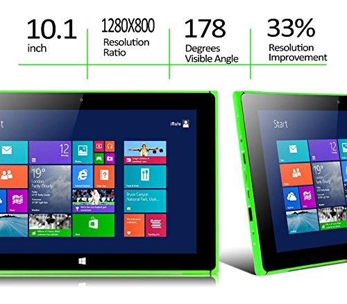 iRULU Walknbook 10 1 Inch Hybrid Laptop 2-In-1 Tablet