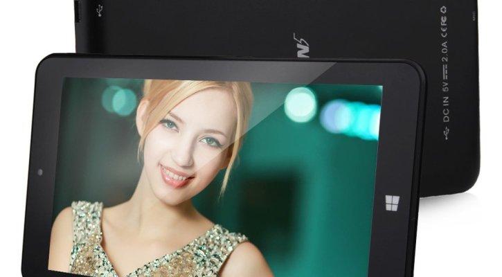Fusion5 Windows Tablet PC 7 inch Ultra Slim, Windows 8.1