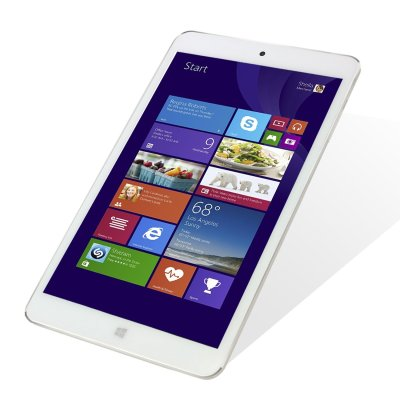 Dragon Touch I8 Windows Tablet PC 8 inch Quad Core Intel Baytrail-T