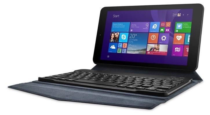 Ematic EWT932BL 8.9 inch Windows Tablet 32GB, 1.3GHz Quad-Core Intel Atom