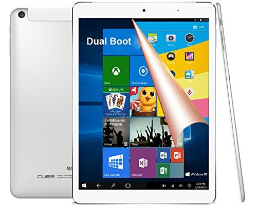 TOZO CUBE i6 Air Dual Boot Tablet PC, Windows 10 + Android 4.4, 9.7 inch Air Retina 2048x1536 Intel Z3735F Quad Core