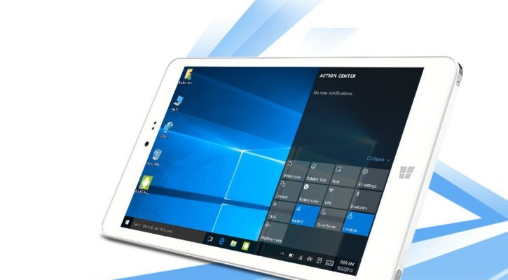 Chuwi Hi8 8 inch Dual OS Tablet PC Windows 10 & Android 4.4, Intel Quad Core
