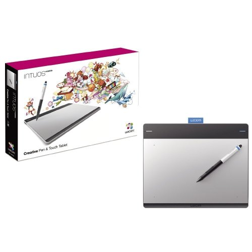 Wacom Intuos Pen and Touch CTH-680/S3 (Medium)