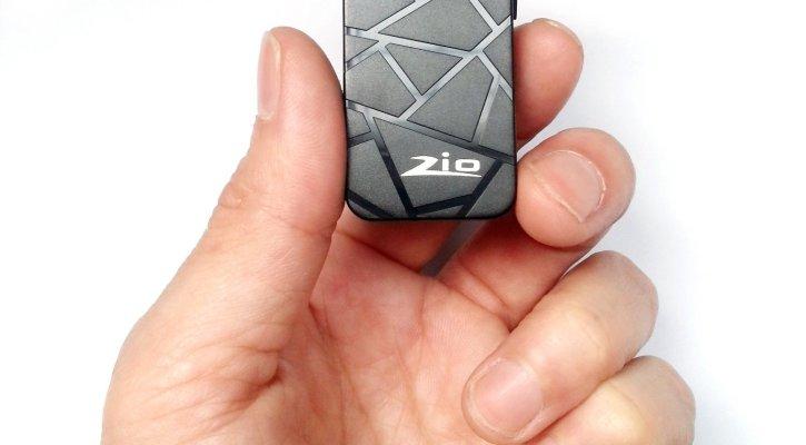 Zio Bluetooth Audio Receiver, Mini Portable Bluetooth 4.1 Car Kit Hands Free Calling Audio Music Receiver