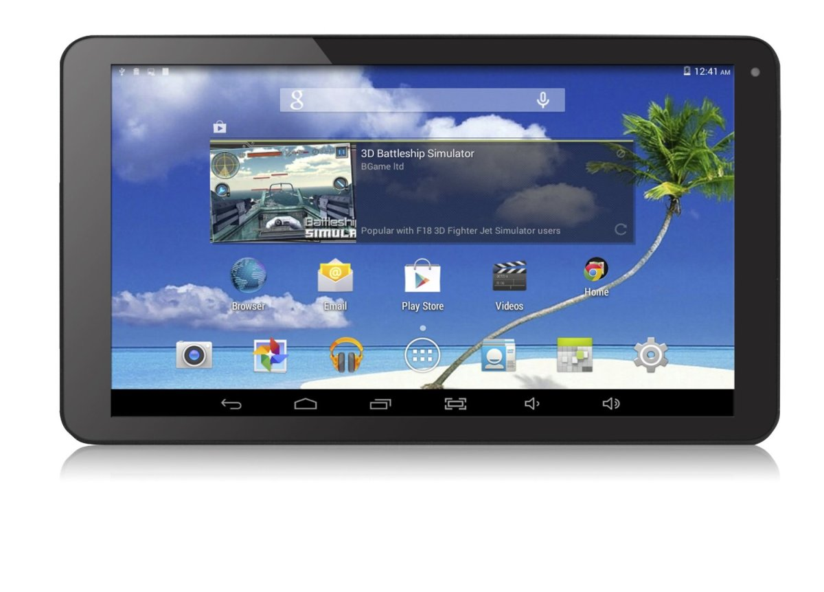 Proscan 10 inch Tablet Quad Core