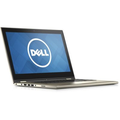 Dell Inspiron 13 7000 13.3 inch Windows Tablet Full HD Touchscreen 2-in-1 Convertible Tablet-Laptop, Intel Core i7-6500U Processor, 8GB RAM, 256GB SSD, Webcam, Bluetooth, HDMI, WIFI, Windows 10, Gold
