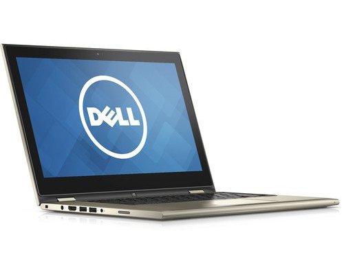 Dell Inspiron 13 7000 13.3 inch Windows Tablet Full HD Touchscreen 2-in-1 Convertible Tablet-Laptop, Intel Core i7-6500U Processor, 8GB RAM, 256GB SSD, Webcam, Bluetooth, HDMI, WIFI, Windows 10, Gold