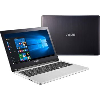 Asus Flip 2-in-1 Convertible Tablet Touchscreen 15.6 inch Laptop or Tablet with Flagship Specs, Intel Core i7-5500U (4M Cache, up to 3GHz), 8GB DDR3, 1TB HDD, Bluetooth, HDMI, Windows 10
