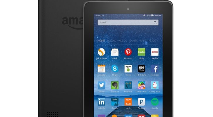 Fire 7 inch Tablet