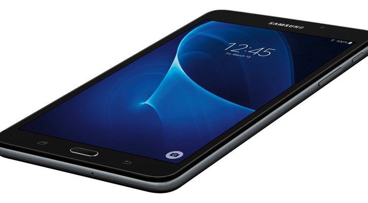 Samsung Galaxy Tab A 7-Inch Tablet (8 GB, Black)