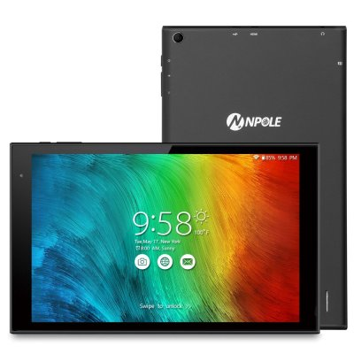 NPOLE Tablet 10.1 Inch Android Tablet, Android 6.0 Marshmallow
