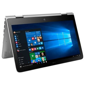 HP ENVY 13 x360 2-in-1 Tablet Laptop, 13.3 inch QHD+ (3200x1800) EDGE-TO-EDGE GLASS TouchScreen, Intel i7-7500U, RAM 16GB, 256GB SSD, 0.6 inch Thin, Windows 10 (Certified Refurbished)