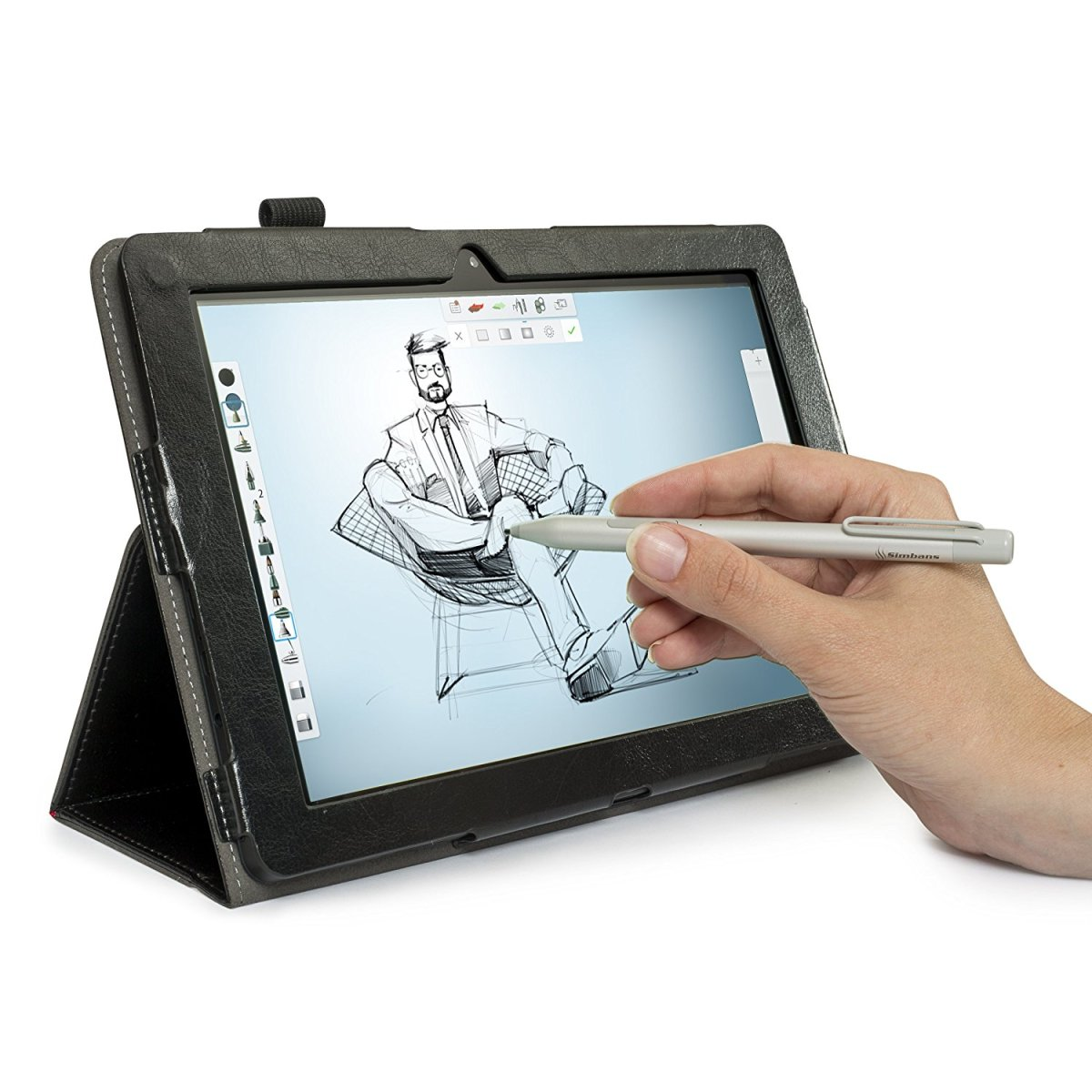 Simbans PicassoTab 10.1 inch Tablet