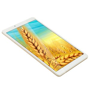 AOSON R103 10.1 Inch Android Tablet PC, Google Android 6.0 Marshmallow, MTK8163 Quad Core, 2GB RAM, 32GB internal Storage, 1280x800 IPS HD Touch Screen, Dual Camera, WiFi, Bluetooth, Golden rear