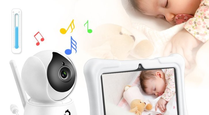 Dragon Touch Baby Monitor FUTURE 1