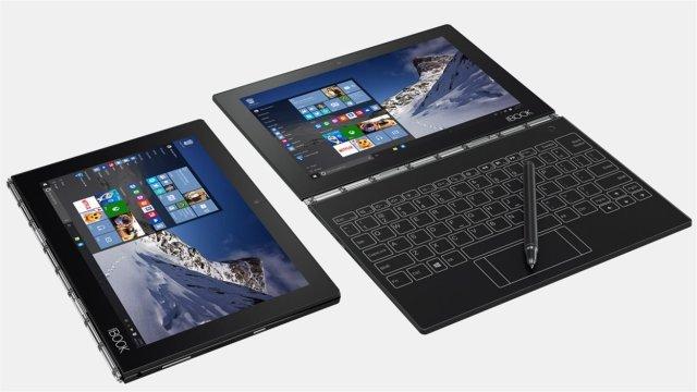 Lenovo Yoga Book 10.1 Inch 2-in-1 Tablet (Black)