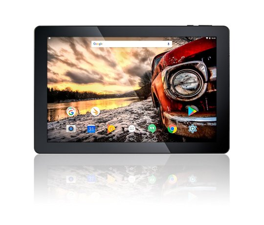 10.1-inch Fusion5 Android 7.0 Nougat Tablet PC