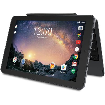 2018 RCA Galileo 11.5-inch 2-in-1 Android Tablet, Newest Premium High Performance Touchscreen Tablet PC with Detachable Keyboard