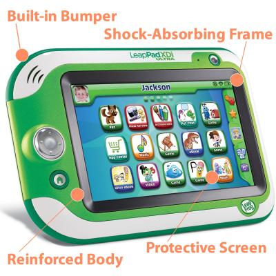 LeapFrog LeapPad Ultra XDI Kids Tablet Learning, Green, styles may vary