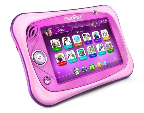 LeapPad Ultimate Kids Learning Tablet (Purple). For Kids ages 3 years and over
