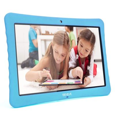 2018 BENEVE 10.1-inch Android Kids Tablet, 10 Inch 1080p Full HD Display