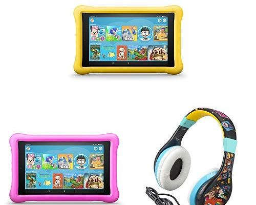 All-New Fire HD 8 Kids Edition Tablet 2-pack