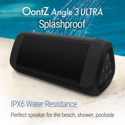 OontZ Angle 3 Ultra, Portable Bluetooth Speaker 14-Watts Deliver Bigger Bass