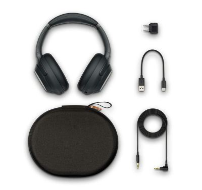 Sony WH1000XM3 Wireless Industry Leading Noise Canceling Over-Ear Headphones