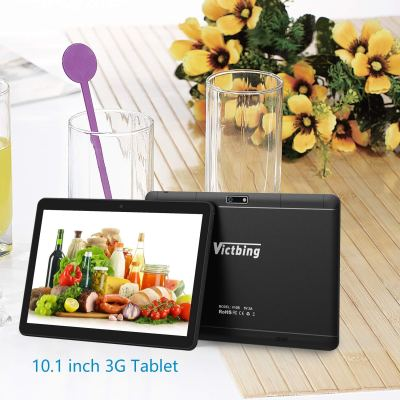 Victbing 10-inch Android 3G Unlocked Phone Tablet Phablet