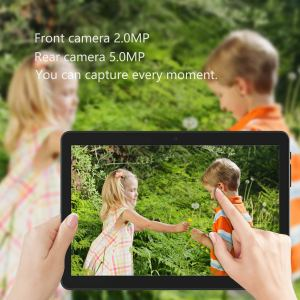 Hoozo Phone Tablet 10-inch Android 3G Phablet with Sim Card Slots